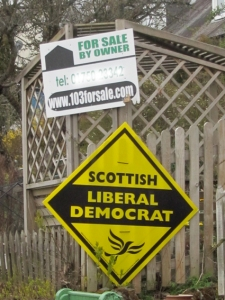 For sale Sc Lib Dem